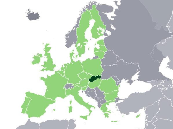 Eslovaquia Datos Generales Y De Interes